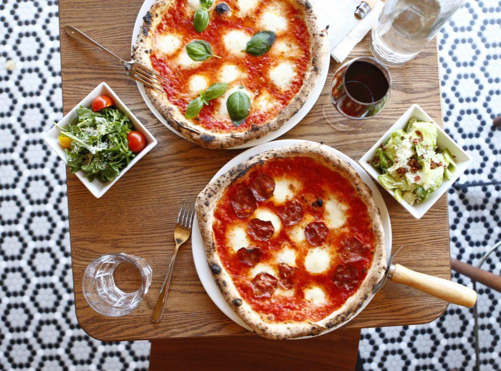 Pizza margaritha