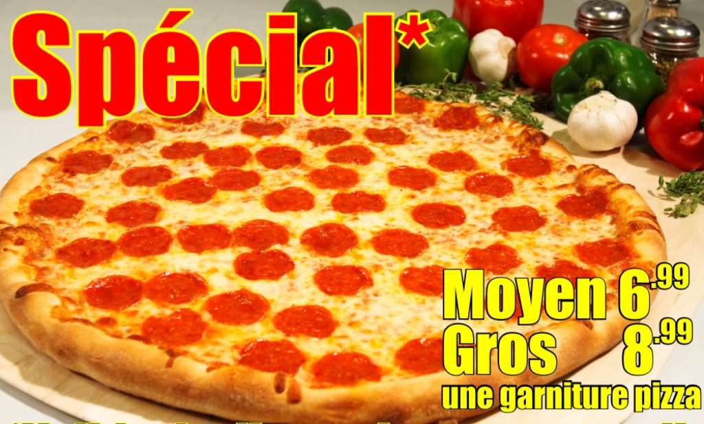 poster 2x3 pizza
