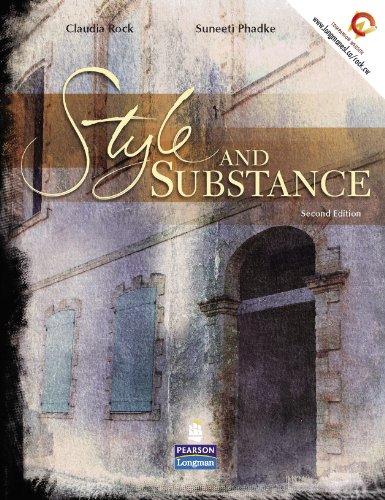 Style & substance 2e
